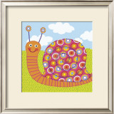 Sita The Snail Prints by Jessie Eckel