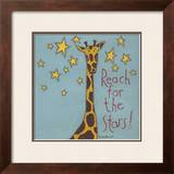 Reach for the Stars Poster by Anne Tavoletti