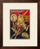 Crandall Ringling Circus Posters