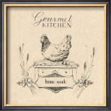 Gourmet Chicken Prints by Marco Fabiano