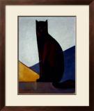 Le Chat Noir, c.1921 Prints by Marcel-Louis Baugniet