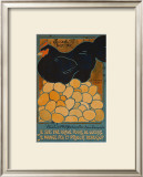 French Hen Posters by  Dovanne