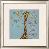 Reach for the Stars Art by Anne Tavoletti
