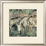Heart of the Jungle I Print by Elizabeth Jardine