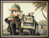 Indian Elephants I Print