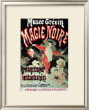Musee Grevin, Magie Noire, 1887 Posters