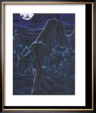 Night Walk Prints by Richard Stanley