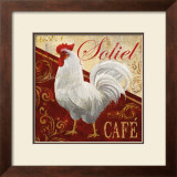 Soliel Cafe Art by Conrad Knutsen