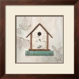 Aviary Home Prints by Arnie Fisk