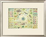 All Are One, Mother Earth Framed Giclee Print by Miyuki Hasekura
