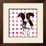 Atome as a Puppy Pop Star II Prints by Guérin