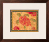 Honu the Sea Turtle Framed Giclee Print by Joanne Bolton