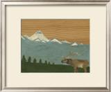 Montana Sky II Posters by Vanna Lam