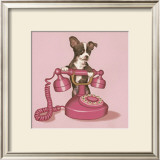 Ring Bell Prints by Maryline Cazenave