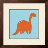 Brontosaurus Prints by Erica J. Vess
