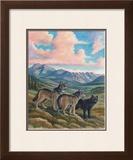 Wolves Prints