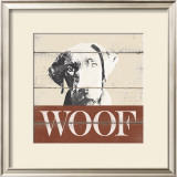 Woof Prints by Krissi 