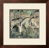 Heart of the Jungle I Prints by Elizabeth Jardine