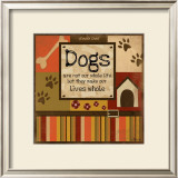 Dog's Whole Life Posters by Jennifer Pugh