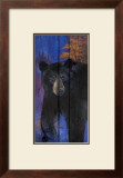 Blue Bear Prints by Penny Wagner