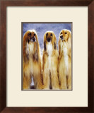 Dogs Standing Up Print