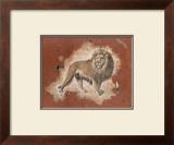 Le Lion Prints by Laurence David