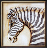 Serengeti Zebra Prints by Susan Hartenhoff