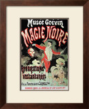 Musee Grevin, Magie Noire, 1887 Art