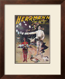 Leon Hermann, 1900 Posters