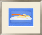 Super Dog Limited Edition Framed Print by Ken Bailey