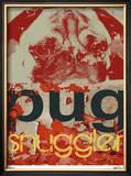 Pug Limited Edition Framed Print by M.J. Lew