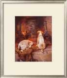 Warming by the Hearth Prints by Philip Eustace Stretton