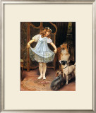 The New Dress Prints by Arthur John Elsley