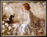 Hydrangeas Posters by Philip Wilson Steer