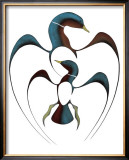 Generations Limited Edition Framed Print by Isaac Bignell