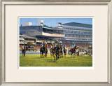 York Races Limited Edition Framed Print by Graham Isom