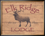 Elk Ridge Prints by Stephanie Marrott