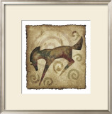 Leaping Horse Poster by Raya 