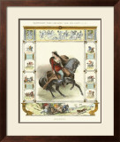 Equestrian Display II Art by Charles Etienne Pierre Motte