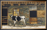 On Kaufman&#39;s Farm Art by Peter Sculthorpe