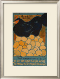 French Hen Prints by  Dovanne