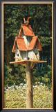 Birdhouse II Prints by Chuck Huddleston