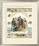 Equestrian Display III Prints by Charles Etienne Pierre Motte