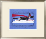 Super Shepherd Limited Edition Framed Print by Ken Bailey