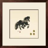 Horse II Print by  Boersma