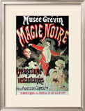 Musee Grevin, Magie Noire, 1887 Prints