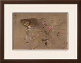 A Trout Rising Limited Edition Framed Print by Joseph Crawhall