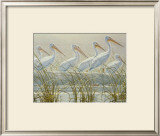 Bounty of the Wetlands (detail) Print by Robert Bateman