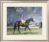 Solario Limited Edition Framed Print by Sir Alfred Munnings