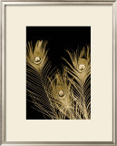 Plumes d'Or I Prints by Jason Johnson
